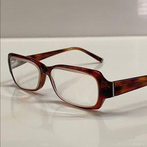 Scandinavian Glossy Eyeglass Frame Oscar Magnuson